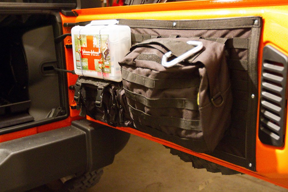 Cheap Jeep Wrangler >> Toxic Crush Jeep » Smittybilt G.E.A.R. Tailgate Cover