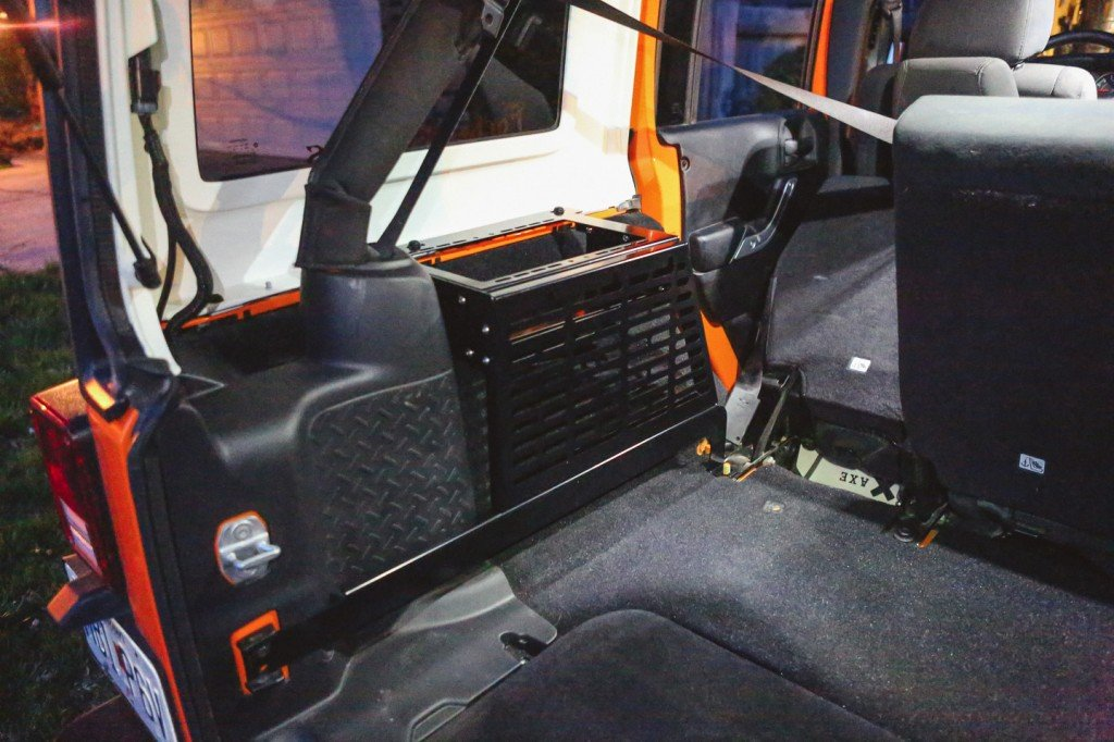 Toxic Crush Jeep 187 Springtail Solutions Mpac Jeep Side Rack